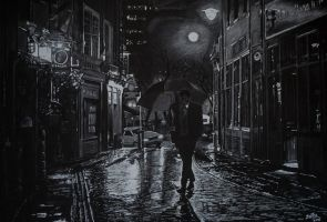 Walking in Rain (Completed) by sathewins