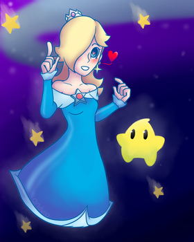Queen of the Stars! by Andwo0