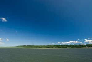 Island on St Lawrence by SovietNinja
