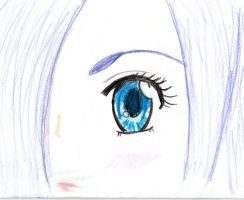 just another part of a face by Blackheartprincess