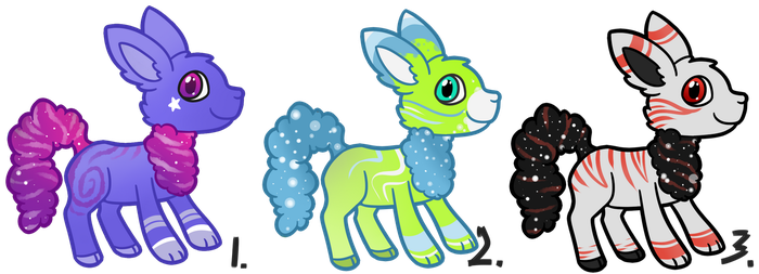 Cloudaroo batch [OPEN] by CatbunAdopts