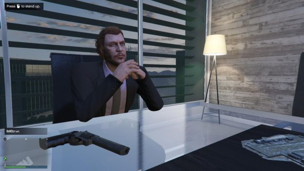 GTA Online - Sinister CEO by Panzerbyte