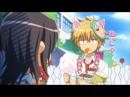 KWMS Usui festival by CandyDFighter