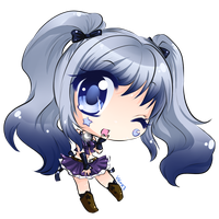:AT: Chibi Estrella by Desiree-U