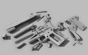 stripped 1911 by sterlingslivered
