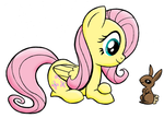 Fluttershy by drawponies