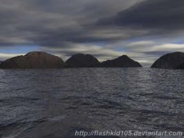Stormy Waters by FlashKid105