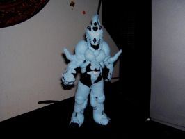 The Guyver Plush by 1Bitter1SugarMixed