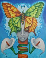 Metamorphosis by Jose-Garel-Alvoeiro