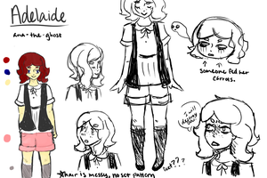 Adelaide Reference Page (Basic) by ana-the-ghost