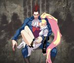 Demitri and Millia by Diavle