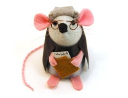 Lawyer Mouse by The-House-of-Mouse