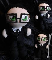 Plushie Prize William T. Spears by LadyoftheSeireitei