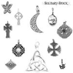 Celtic Pendant Brushes by solitary-stock