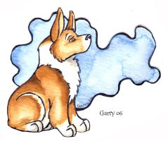 Corgi Color Blob 2 by Ashwin24