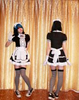 New maid cosplay! (n_n) by Nami-Ayashi