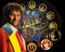 The Sixth Doctor by killashandra-falta