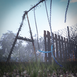 Chernobyl Swings by newdeal666