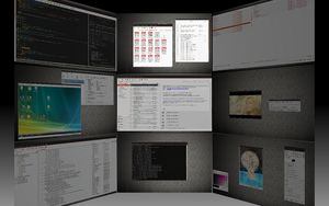 My Workspace Expose View by bit7