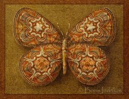 Symbol-Butterfly 12 by INDRIKoff