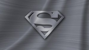 Monochrome Brushed Superman by the-big-al