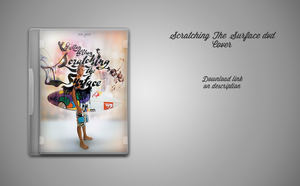 Scratching The Surface Surf Movie DVD Case by theminimalisto