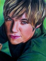 Jesse McCartney by Vira1991