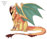 Commission for QueenOfDragonFire by NekoLychee