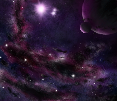 More Space by GrowLegends