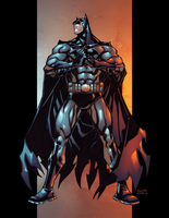 Batman by AlonsoEspinoza