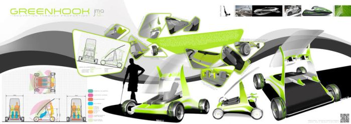 Golf Buggy Concept Presentation by bradders31