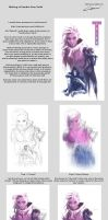 Making of Sombra Gear Solid (TUTORIAL) by Alex-Chow