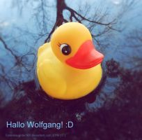 Hallo Wolfgang! by Sisterslaughter165