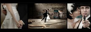 Ballad of bonnie and clyde by augenblickwinkel
