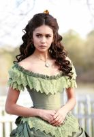 nina dobrev by JustUnexpected