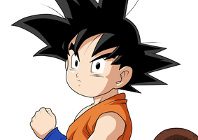 Kid Goku by chanmio67