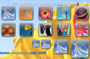 Windows 7 userpics by tonev