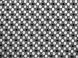 Black and White Polka Texture by nopromises-stock