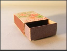 Unrestricted Object Stock - Matchbox 25 by shelldevil