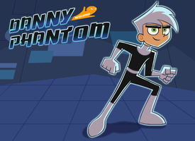 Danny Phantom by jessijoke