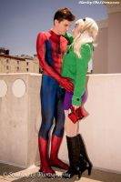 Gwen Stacy: The Look of Love by HarleyTheSirenxoxo