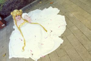 Sailor Moon - Moon Princess by CherryMemories