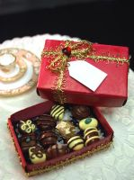 Valentine Chococolates by ChocolateDecadence