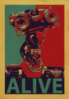 Vote Johnny Five by AKADoom