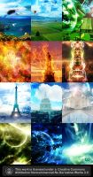 Samsung Corby Wallpaper Pack by 878952