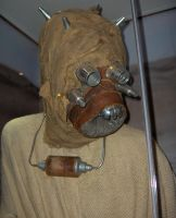 Star Wars Tusken Raider by DJCandiDout