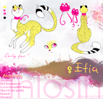 Mascot contest: Efia by Ihlosih