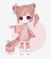 1$ SB Adopt Auction [closed ] COTTEKITTE by Antay6009