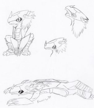 BWG Sketches by Temorali