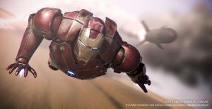 Iron Man - T Stark by mito0101